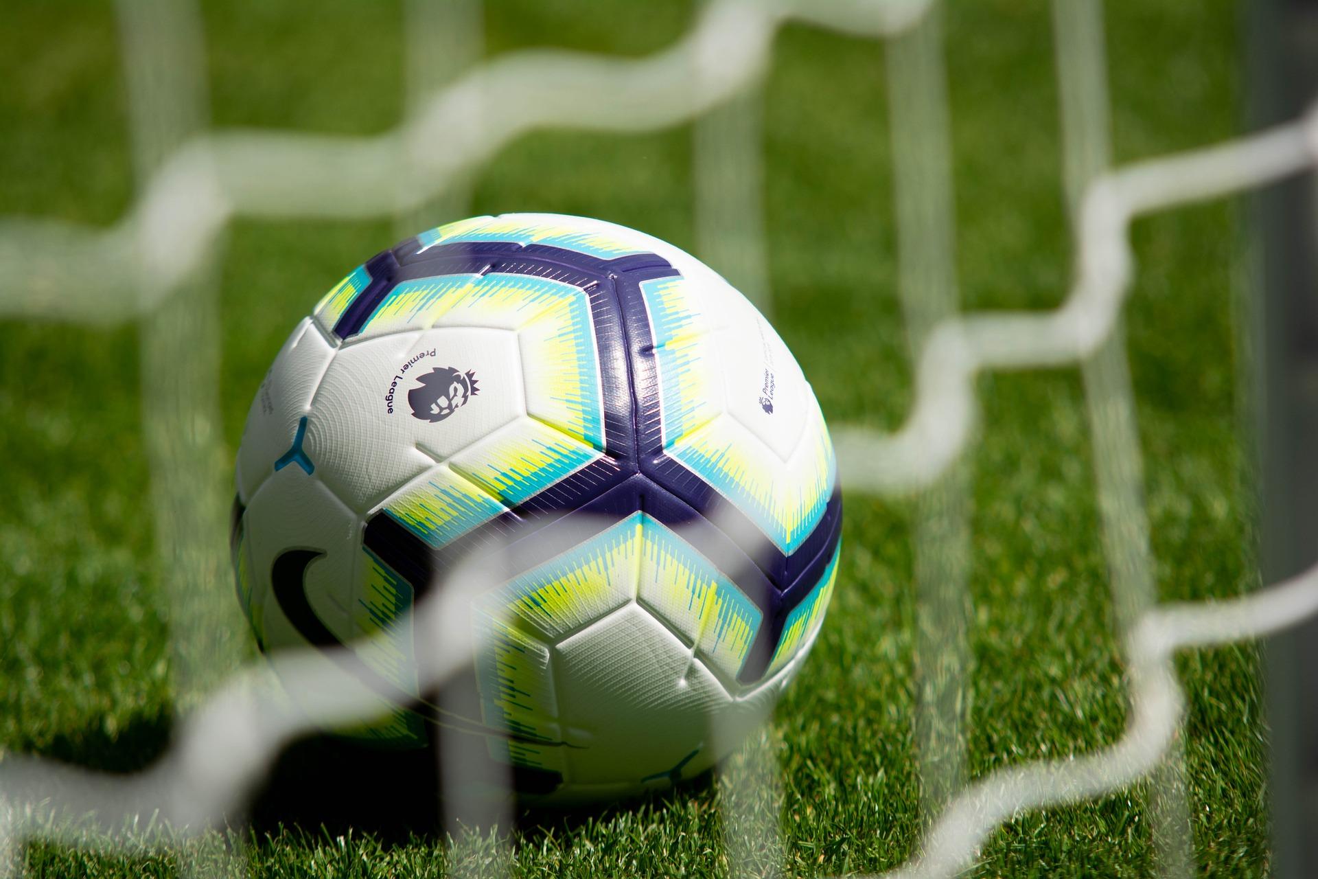 premier league soccer ball