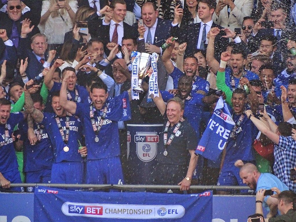 Cardiff City Trophy