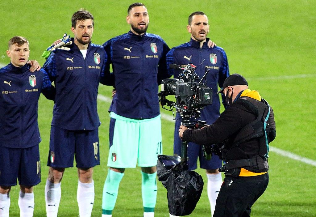 Italy Squad
