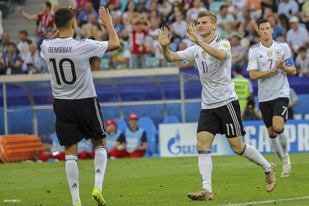 Germany Timo Werner